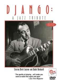 Django Reinhardt (1910-1953): A Jazz Tribute, DVD