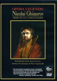 Nicolai Ghiaurov - Opera Legend, DVD