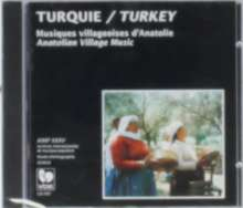 Anatolian Village Music: Anatolian Village Music / Vari, CD