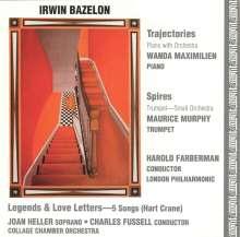 Irwin Bazelon (1922-1995): Orchesterwerke, CD