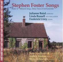 Stephen Collins Foster (1826-1864): Songs, CD