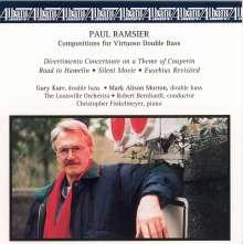 Paul Ramsier (geb. 1937): Divertimento Concertante, CD