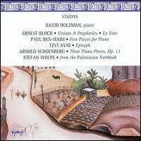 David Holzman - Visions, CD
