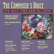 "Karel Husa (geb. 1921): Symphonie Nr.2 ""Reflections"", CD"