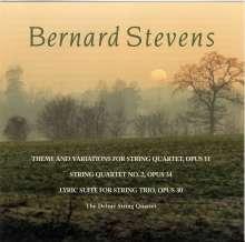 Bernard George Stevens (1916-1983): Streichquartett Nr.2, CD