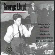 George Lloyd (1913-1998): Cellokonzert, CD