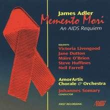James Adler (geb. 1950): Aids Requiem, CD