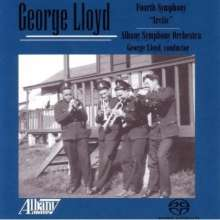 George Lloyd (1913-1998): Symphonie Nr.4, Super Audio CD