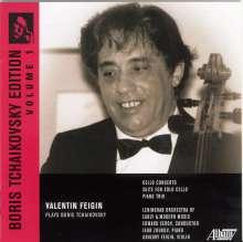 Boris Tschaikowsky (1925-1996): Cellokonzert, CD