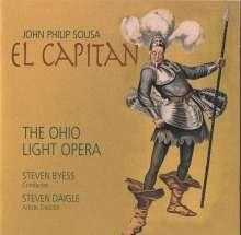 John Philip Sousa (1854-1932): El Capitan, 2 CDs