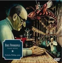 Boris Papandopulo (1906-1991): Klavierwerke, CD