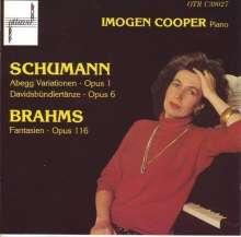 Robert Schumann (1810-1856): Abegg-Variationen, CD