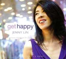Jenny Lin - Get Happy, CD