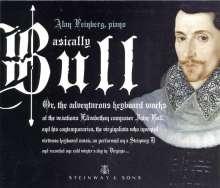 John Bull (1562-1628): Klavierwerke, CD