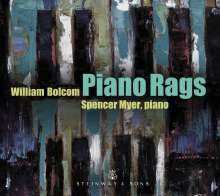 William Bolcom (geb. 1938): Piano Rags, CD