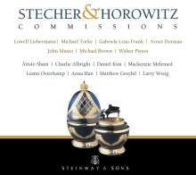 Stecher & Horowitz Commissions, CD