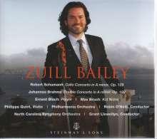 Zuill Bailey spielt Cellokonzerte, CD
