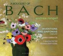 Andrew Rangell - A Bouquet of Bach, CD