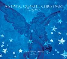 A String Quartet Christmas, CD