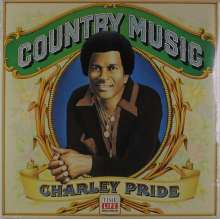 Charley Pride: Country Music, LP