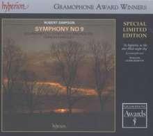 Robert Simpson (1921-1997): Symphonie Nr.9, CD