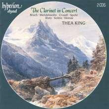 Thea King spielt Klarinettenkonzerte, 2 CDs