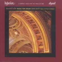 Felix Mendelssohn Bartholdy (1809-1847): Organ Music, 2 CDs