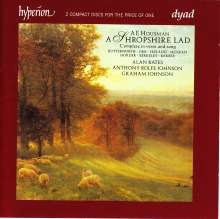 A Shropshire Lad, 2 CDs