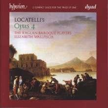 Pietro Locatelli (1695-1764): Introduttioni Teatrali op.4 Nr.1-6, 2 CDs