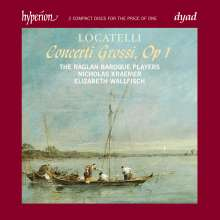 Pietro Locatelli (1695-1764): Concerti grossi op.1 Nr.1-12, 2 CDs