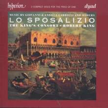 The King's Consort - Lo Sposalizio, 2 CDs