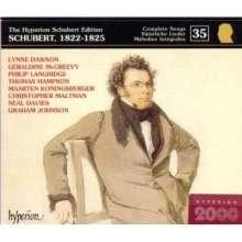 Franz Schubert (1797-1828): Sämtliche Lieder 35, CD