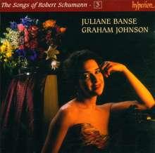 Robert Schumann (1810-1856): Sämtliche Lieder Vol.3, CD