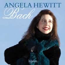 Angela Hewitt - Bach, 15 CDs