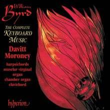 William Byrd (1543-1623): Complete Keyboard Music, 7 CDs