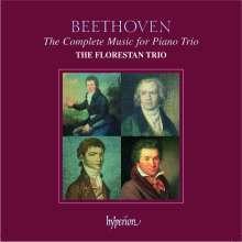Ludwig van Beethoven (1770-1827): Klaviertrios Vol.1-4, 4 CDs