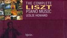 Franz Liszt (1811-1886): Sämtliche Klavierwerke, 99 CDs