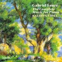 Gabriel Faure (1845-1924): Sämtliche Klavierwerke, 4 CDs