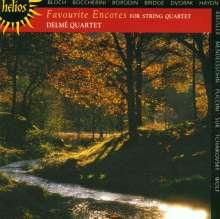 Delme Quartet - Favourite Encores, CD