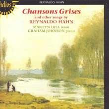 Reynaldo Hahn (1875-1947): 22 Lieder, CD