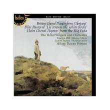 Arthur Bliss (1891-1975): Pastoral f.Chor,Sopran & Orchester, CD