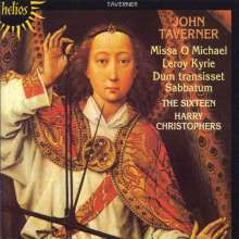 """John Taverner (1490-1545): Missa """"O Michael"""", CD"""