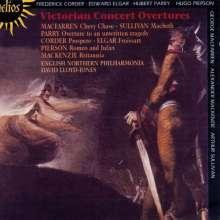 Viktorianische Konzert-Ouvertüren, CD