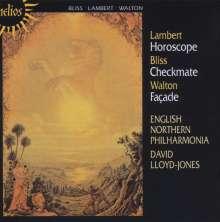 Constant Lambert (1905-1951): Horoscope - Ballettsuite, CD