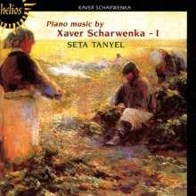 Xaver Scharwenka (1850-1924): Klavierwerke Vol.1, CD