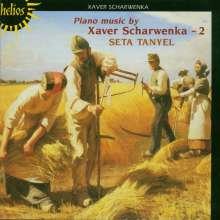 Xaver Scharwenka (1850-1924): Klavierwerke Vol.2, CD