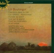 Lili Boulanger (1893-1918): Clairieres dans le Ciel, CD