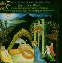 Worcester Cathedral Choir - Joy to the World, CD