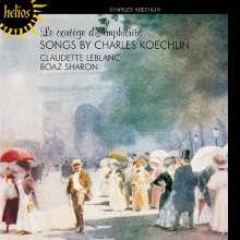 Charles Koechlin (1867-1950): 23 Lieder f.Sopran & Klavier, CD