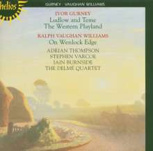 Ivor Gurney (1890-1937): Ludlow & Teme für Tenor & Kammerensemble, CD